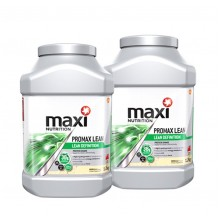 Two MaxiNutrition PROMAX LEAN (1.2kg each)  with 90€