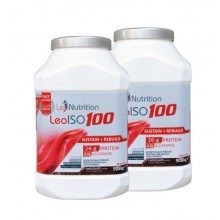 2xLeoIso 100 (908gr η κάθε συσκευασία)