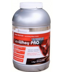 LeoNutrition LeoWhey PRO (2.4kg) Strawberry