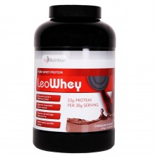 LeoNutrition LeoWhey 5LB Strawberry (2.27kg)