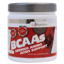 LeoNutrition BCAAs 300gm