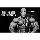 Η προπόνηση στήθους του (x5 Mr. Olympia) Phil Heath!