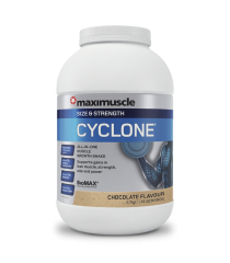 MaxiNutrition Cyclone Φράουλα (2.7kg)