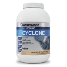 Maximuscle Cyclone Βανίλια (2.7kg)