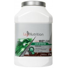 LeoNutrition LeoWhey Lean Φράουλα (1.2kg)
