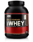 100 % Gold Whey standard 2LB