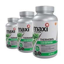 3X MaxiNutrition Thermobol  for 105  €