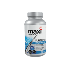 MaxiNutrition Pump Up + NO2 (60 κάψουλες)