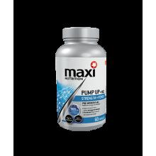 MaxiNutrition Pump Up + NO2 (60 κάψουλες)