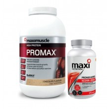 PROMAX 2.4kg + PROMAX AMINOS 275 capsule with Only 110 €