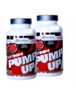 2 X LeoNutrition Extreme Pump Up (60 tablets)